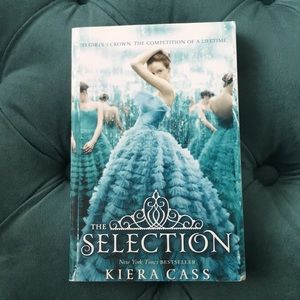 Other - The selection Kiera Cass great condition novel
